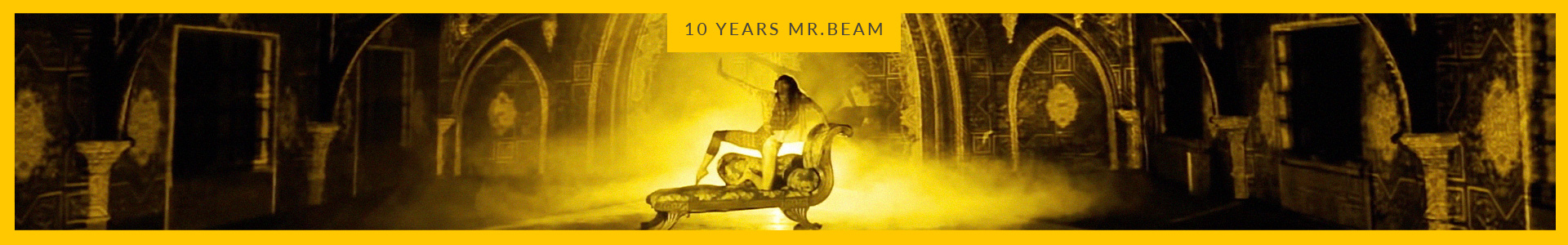 10 Years Mr Beam Morphosis